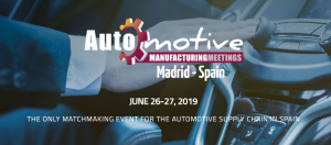 Automotive Meetings Madrid 2019