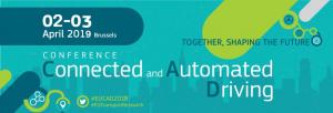 2º Conferencia Europea sobre Conducción Autónoma y Conectada